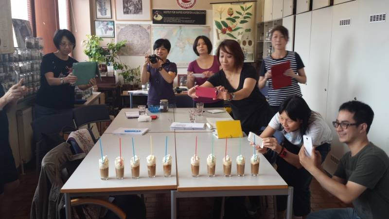 Kaffeesommelier wien