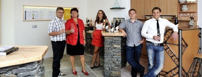 Familie Proidl - Franz und Andrea, Raphaela, Philipp und Patrick