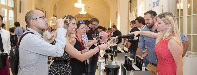 Neben zahlreichen Workshops konnten die Weine auch direkt bei den Winzern verkostet werden