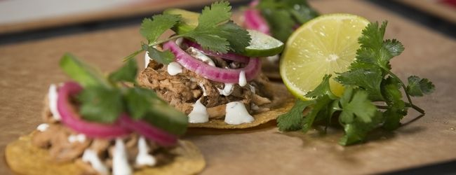Appetizer - PORK CARNITAS TACOS