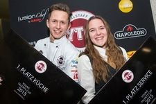 Falstaff Young Talents Cup 2015 - Die Sieger