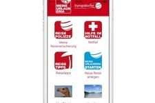 AIONAV App und Europäischer Reiseversicherung