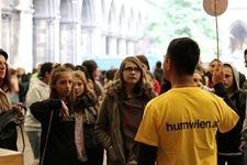 Erster humDay in Wien (Poppe)