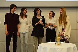 2. Platz: HTBLVA Spengergasse: Magazin Rouge