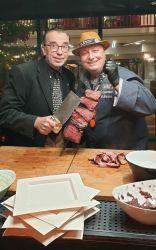 v.l.: Manfred Buchinger und Adi Bittermann