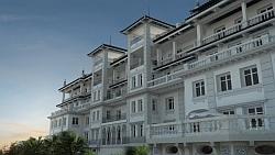 Grand Hotel Miramar Aussenansicht