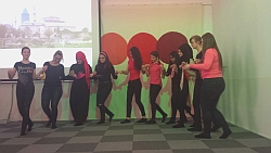 Türkisch tanzen
