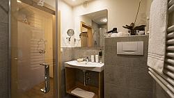 Neues Bad im Wellnesshotel Bergland
