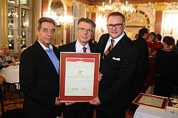 Attila Kamerad, Reginald Walter Dreier und Maximilian K. Platzer