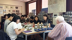 Taiwan zu Besuch im Kaffee Institut