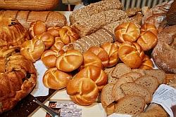 Gebäck der Bäckerei Matitz