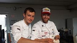 Daniel Berger und Jörg Bruch