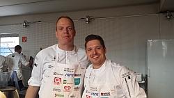 Lars Volbrecht und Peter Bogdanovic