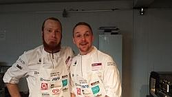 Thomas Adam und Christian Weidt